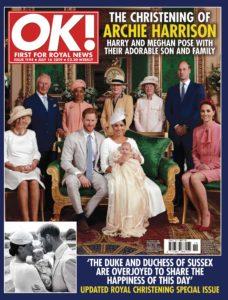 OK! Magazine UK – 15 July 2019