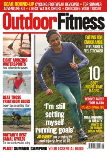 Outdoor Fitness – August 2019