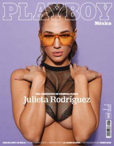 Playboy Mexico – julio 2019