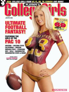Playboys College Girls – January-February 2006