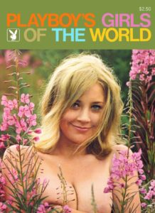 Playboys Girls of the World – 1971