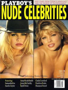 Playboys Nude Celebrities – April 1997