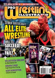 Pro Wrestling Illustrated – October 01, 2019