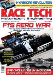 Race Tech – August 2019