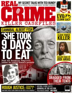 Real Crime – July 2019
