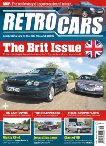 Retro Cars – September 2019