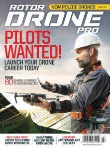 Rotor Drone – August 2019