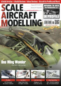 Scale Aircraft Modelling – August 2019