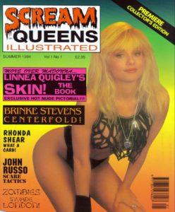 Scream Queens Illustrated – Summer 1994