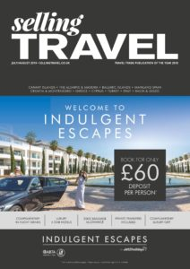 Selling Travel – July-August 2019
