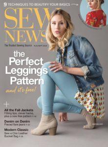 Sew News – August 2019