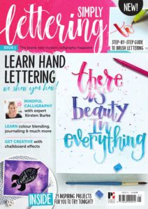 Simply Lettering – July 2019