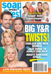 Soap Opera Digest – July 22, 2019