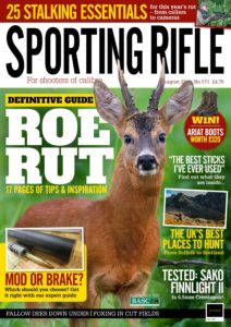 Sporting Rifle – August 2019