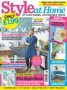 Style at Home UK – August 2019
