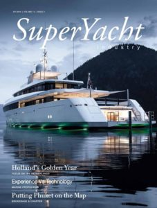SuperYacht Industry – Vol.14 Issue 2, 2019