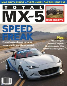 TOTAL MX5 – Summer 2019