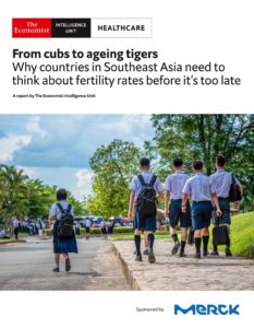 The Economist (Intelligence Unit) – Healthcare, From cubs to ageing tigers (2019)