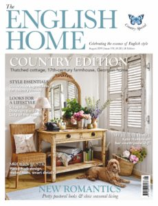 The English Home – August 2019