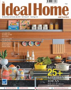 The Ideal Home and Garden – July 2019