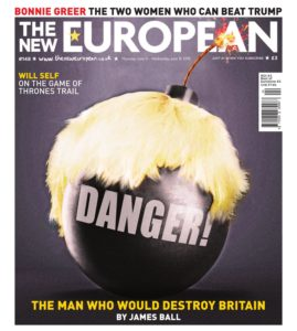 The New European – 13 June 2019