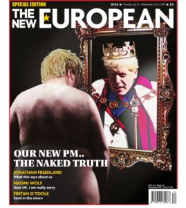 The New European – 25 July 2019