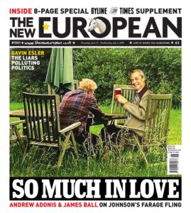 The New European – 27 June 2019