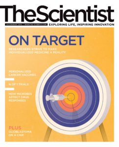 The Scientist – July-August 2019