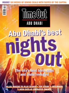 TimeOut Abu Dhabi – June 26, 2019