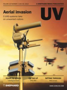 Unmanned Vehicles – June-July 2019