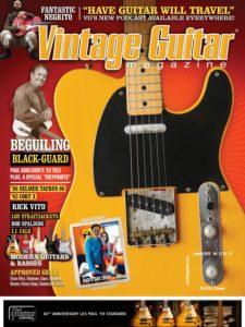 Vintage Guitar – August 2019