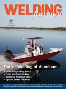Welding Journal – July 2019