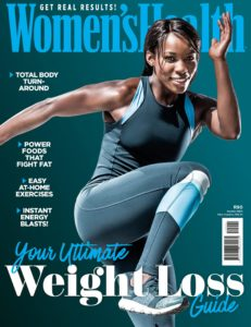Womens Health South Africa – Your Ultimate Weight Loss Guide 2019