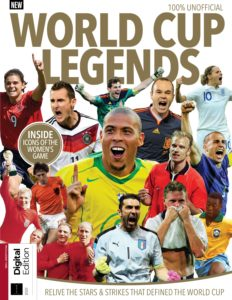 World Cup Legends 2nd Edition 2019