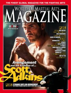 World of Martial Arts – July-August 2019
