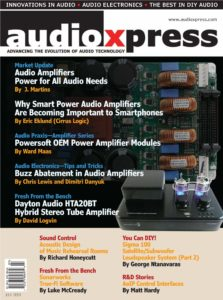 audioXpress – July 2019