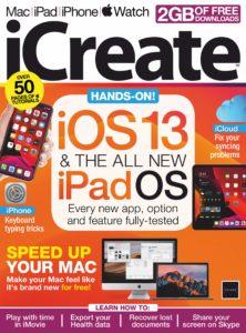 iCreate UK – August 2019