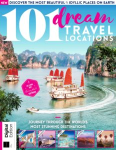 101 Dream Travel Locations – First Edition 2019