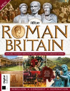 All About History- Book of Roman Britain – First Edtion
