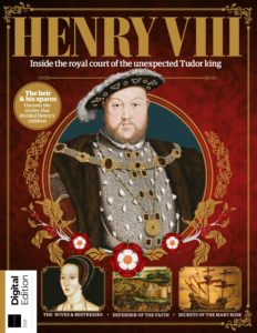 All About History Book of Henry VIII – Second Edition 2019