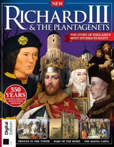 All About History Book of Richard III & the Plantagenets – 2nd Edition 2019