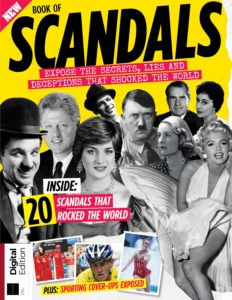 All About History Book of Scandals – Third Edition, 2019