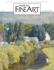 American Fine Art – September-October 2019