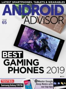 Android Advisor – August 2019