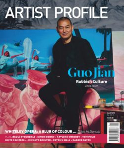 Artist Profile – August 2019