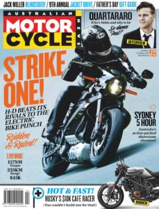 Australian Motorcycle News – August 15, 2019