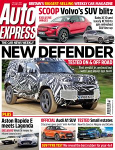 Auto Express – August 07, 2019