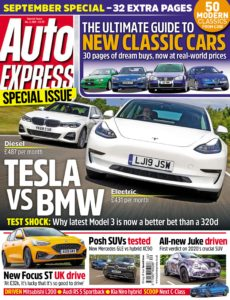 Auto Express – August 20, 2019