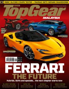 BBC Top Gear Malaysia – August 2019