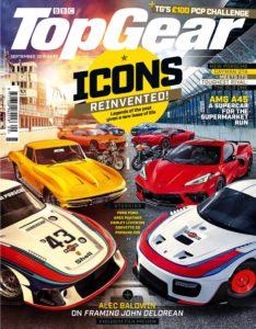 BBC Top Gear UK – September 2019